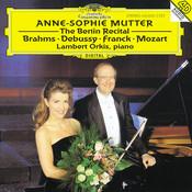 Anne-Sophie Mutter - The Berlin Recital Songs