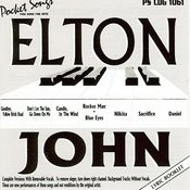 The Hits Of Elton John Songs