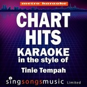 Chart Hits (In The Style Of Tinie Tempah) [Karaoke Version] Songs