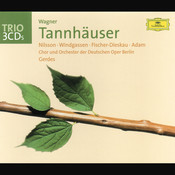 Wagner: Tannhäuser (3 CDs) Songs