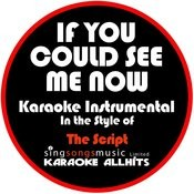 If You Could See Me Now (In The Style Of The Script) [Karaoke Instrumental Version] - Single Songs