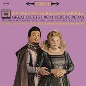 Richard Tucker And Eileen Farrell - Great Duets From Verdi Operas Songs
