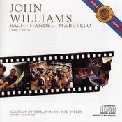 Bach, Handel, Marcello: Concertos Songs
