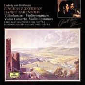 Beethoven: Violin Concerto, Op. 61; Violin Romances, Op. 40 & Op.50 Songs
