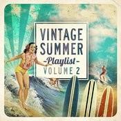 Vintage Summer Playlist, Vol.2 Songs