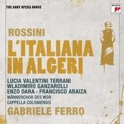 Rossini: L'Italiana In Algeri - The Sony Opera House Songs