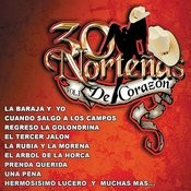 30 Norteñas De Corazon, Vol. 1 Songs