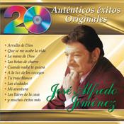20 Auténticos Éxitos Originales - José Alfredo Jiménez, Vol. 2 Songs