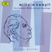 Wilhelm Kempff - The Complete 1950s Concerto Recordings (5 CDs) Songs