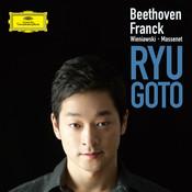 Beethoven, Franck, Wieniawski, Massenet Songs