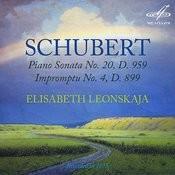Schubert: Piano Sonata No. 20, D. 959 & Impromptu No. 4, D. 899 Songs
