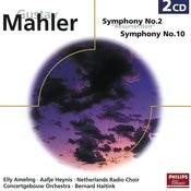 Mahler: Symphonies Nos.2 & 10 Songs