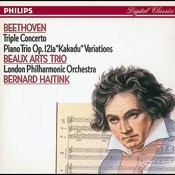 Beethoven: Triple Concerto/Piano Trio No.11 'Kakadu' Variations Songs