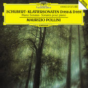 Schubert: Piano Sonatas D958 & D959 Songs
