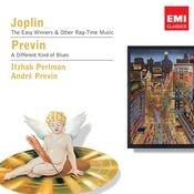Joplin, Previn: Ragtime & Blues Songs