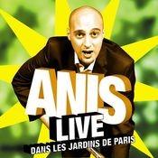 Live dans les jardins de Paris - EP Songs