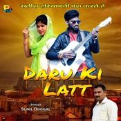 Daru Ki Latt Song