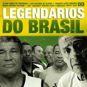 Legendários Do Brasil Songs