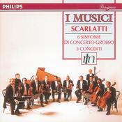Scarlatti, Alessandro: 6 Sinfonie di Concerto Grosso/Flute Concertos Nos.1 - 3 Songs