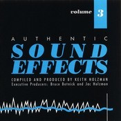 Authentic Sound Effects Vol. 3 Songs