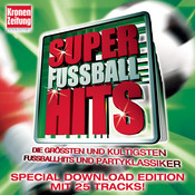 Super Fußballhits Songs