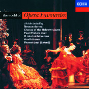 The World Of Opera Favourites Songs