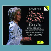 Puccini Manon Lescaut Songs