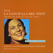 Puccini La Fanciulla Del West Songs