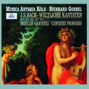 Bach Secular Cantatas Bwv 36c 201 206 207 Quodlibet Bwv 524 Songs