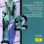 Mahler Symphony No 9 Kindertotenlieder Ruckert Lieder Songs