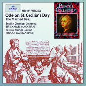 Purcell: Ode on St. Cecilia's Day; The Married Beau Songs