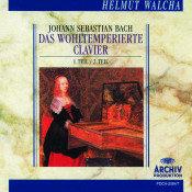 Bach: The Well-tempered Clavier, Book One & Two, BWV 846-893 Songs