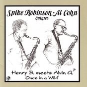 Henry B. Meets Alvin G. 'Once In A Wild' Songs