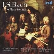 Bach: The Flute Sonatas Songs