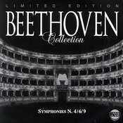 Beethoven: Symphonies N. 4, 6 & 9 Songs