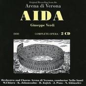 Verdi: Aida Songs