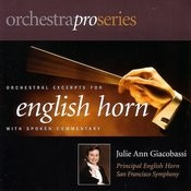 Orchestral Excerpts For English Horn Songs