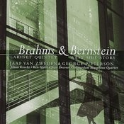 Brahms / Bernstein: Clarinet Quintet And West Side Story Songs