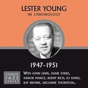 Complete Jazz Series 1947 - 1951 Songs