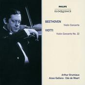 Beethoven: Violin Concerto;Viotti: Violin Concerto No.22 Songs