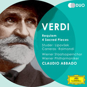 Verdi: Requiem; 4 Sacred Pieces Songs