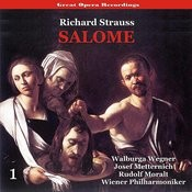 Richard Strauss - Salome (Moralt, Wegner, Metternich) (1952), Volume 1 Songs