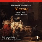 C.W. Gluck: Alceste(Callas, Gavarini,Giulini) (1954), Vol. 1 Songs