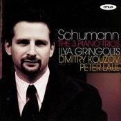 Schumann: The 3 Piano Trios Songs