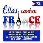 Francia Ellas Cantan Vol. 1 Songs