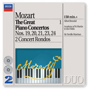 Mozart: Piano Concerto No.23 in A, K.488 - 1. Allegro Song