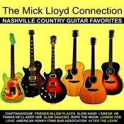 Nashville Country Guitar Favourites Songs