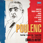 Poulenc: Suite française for small orchestra - 7. Carillon Song