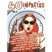 40 Impactos Vol.2 Songs