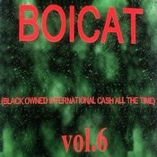 Black Owned International Cash All The Time, Vol.6 Songs